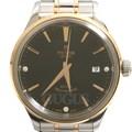 튜더 스타일 콤비 다이아 시계 (12503)