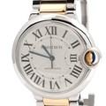 까르띠에 발롱블루 콤비 시계 (미듐)
