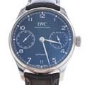 IWC 포르투기스 세븐데이즈 스틸 시계 (IW500703)