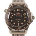 오메가 씨마스터 다이버300 티타늄 시계