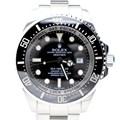 롤렉스 116660 DEEPSEA 딥씨 스틸 남성 시계aa12446