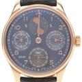 IWC 퍼페츄얼캘린더 골드 시계
