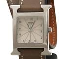에르메스 H아워 투스트랩 시계 (HH1.210)