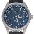 IWC 마크17 스틸 시계