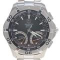 태그호이어 아쿠아레이서 크로노 스틸 시계 (CAF7010)