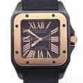 까르띠에 산토스 100 콤비 시계