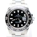 롤렉스116710 GMT MASTER2(지엠티마스터) 블랙스틸 시계aa12115
