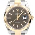 로렉스 콤비 시계 (126333)