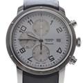 에르메스 클리퍼 크로노 스틸 시계 (CP1.910)