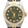 로렉스 콤비 다이아 시계 (69173)
