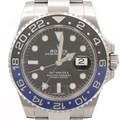 로렉스 GMT마스터2 스틸 시계 (116710BLNR)