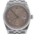 로렉스 10P 다이아 스틸 시계 (126234)
