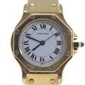 까르띠에 산토스 골드 시계