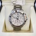 태그호이어 CAY1111 쿼츠 크로노 시계