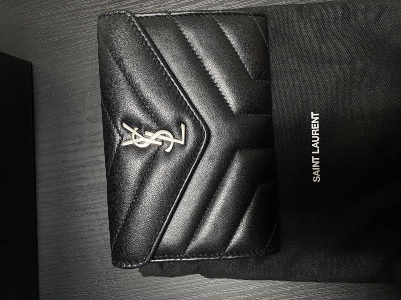 입생로랑 카드지갑